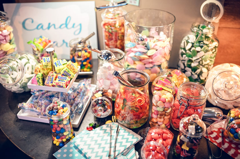 Super Communication Land 2019 - Candy Bar
